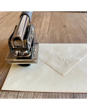 Tampon embossage Shiny