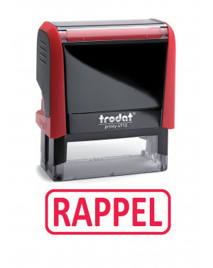 Tampon Encreur Rappel