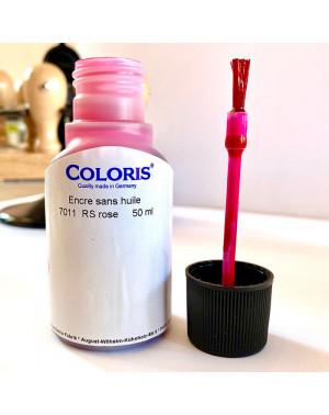 Encre Rose Coloris - 50 ml