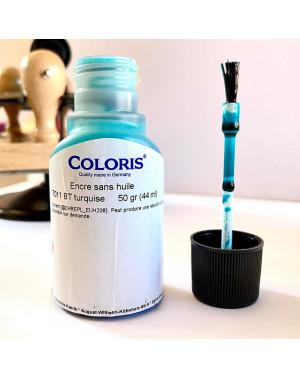 Encre Turquoise Coloris -...